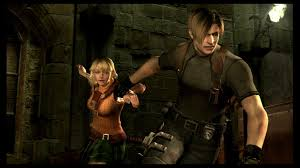 Leon and Ashley