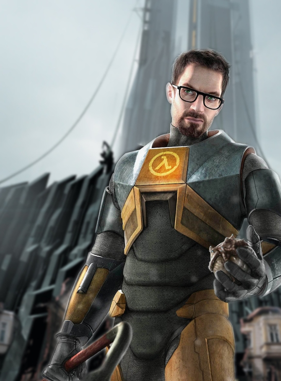 Gordon Freeman new