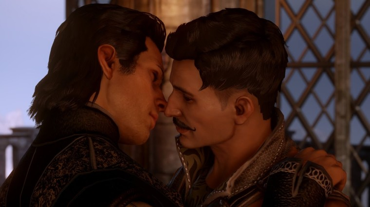 dorian and inquisitor
